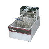 FOMAC Electric Single Tank Fryer [FRY-EZL1]